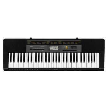 カシオ(CASIO)カシオ電子ボンド成人61鍵盤子供初学入門試験級専門楽器仿ピアノ鍵盤CTK-2500原装標準+琴架礼包