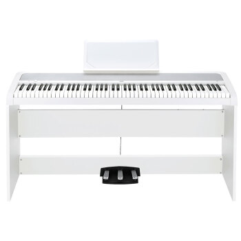 KORG科音B 1 SP電気鋼電子キーボンドデジタルピアノ88鍵盤大人の子供たちが初めて学ぶエレクトリックピアノの白