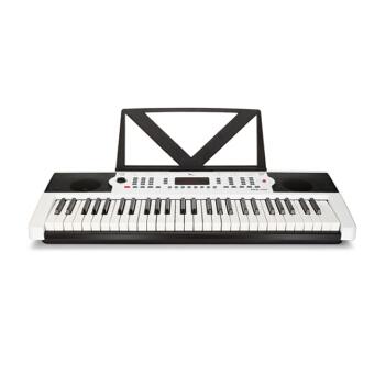 エルコ(ECHO)電子キーボンド初学入門児童演奏教学タイプ54鍵盤多機能電子キーボルドARK-555