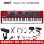 Nord Nord Node電気ピアノPiano 3 Electro HPフルセット重電ピアノLED A 1キーボードアナログシンセサイザーStage 3 NS 3-76 HPシンセサイザー