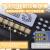【特恵618ショッピングデー】子供用電子キー54鍵盤初心者入門音楽電子ピアノ少女【オルゴールホルダー】USB版黒+マイク+琴譜/琴貼+教程