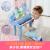 子供用電子キーボンバーのおもちゃはマイクを持っています。赤ちゃん用ピアノは1-3-6-8歳の青いライトと豪華版を弾きます。電源+マイク+楽譜+アニメの鍵盤です。