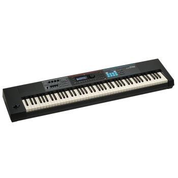 ローランドJUNO-DS 88電子合成器88鍵盤音楽MIDI編曲ワークステーション