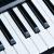 ヤマハ(YAMAHA)ヤマハ電子キーボンド61鍵盤子供初学大人F 51+琴架+キーボード貼+電子版独学指導