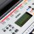 ヤマハ(YAMAHA)ヤマハ電子キホー61鍵盤子供初学YPT 260+琴架+琴カバー+転換頭