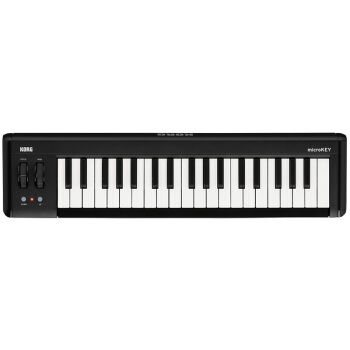KORG MICROKEY 2 25/37/61鍵盤MIDI鍵盤2世代音楽キーボードMICROKEY 2-37鍵盤(2世代新型)