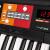 ヤマハヤマハ電子キーボンドPSR-E 463 EW 400 EW 410 F 51大人の舞台演奏力キーボードF 51ホスト+琴架+琴カバーのフルセットの豪礼