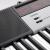 カシオ(CASIO)カシオ電子ボンド61鍵盤大人の子供に初めて専門楽器をまねる鍵盤CTK-1500+琴架+琴カバー大礼包