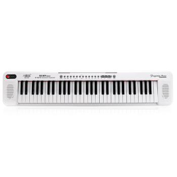 八度ビビー電子キーボンド61鍵盤携帯知能電子ピアノ専門大人子供初心者入門幼児教育多機能専用琴楽器玩具BD-686 B